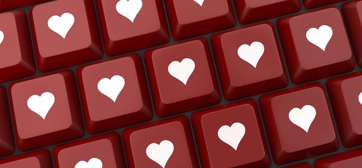 Conoscersi online e sposarsi, oggi è naturale
