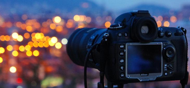 Macchina fotografica: nostra compagna inseparabile di vita