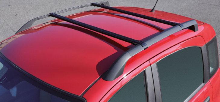 Prendete le barre portatutto per la vostra macchina